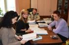 Засідання комісії по конкурсному відбору суб'єкта оціночної діяльності