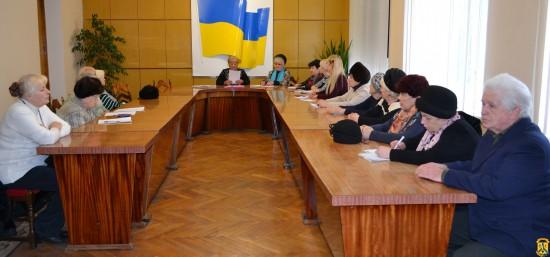 Розширене засідання правління Первомайської міської волонтерської організації