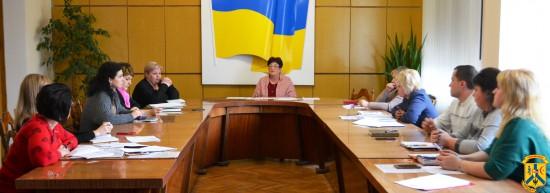 Засідання комісії з реорганізації КП «Первомайський міський центр первинної медико-санітарної допомоги»
