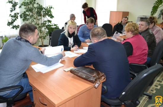 Засідання постійної комісії міської ради з питань містобудування