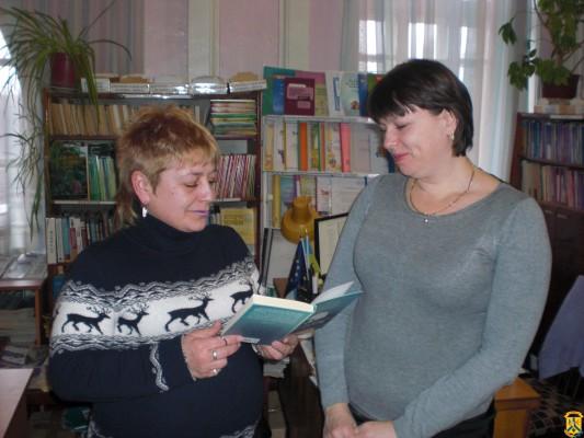 Інтерактивна інформ-акція «Говоримо про добровольців»
