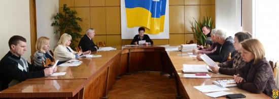 Нарада за участю начальників груп комісії з питань евакуації