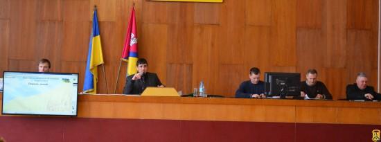 60-а чергова сесія міської ради