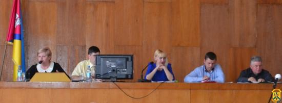 Пленарне 63 чергове засідання сесії міської ради