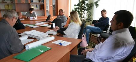 Засідання постійної комісії міської ради з питань законності
