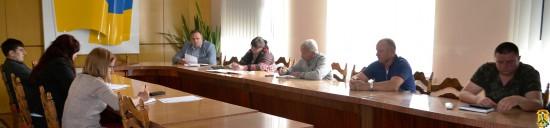 Нарада з керівниками підприємств з питань житлово-комунального господарства