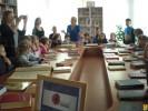День пам'яті та примирення та День Перемоги над нацизмом у Другій світовій війні у міській бібліотеці
