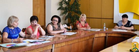 Спільне засідання координаційної ради з питань сім'ї і робочої групи з питань протидії торгівлі людьми та попередження насильства в сім'ї