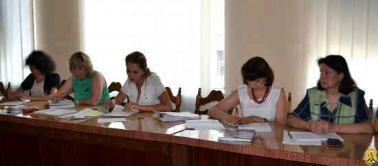 Апаратне навчання працівників виконавчих органів
