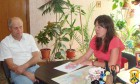 Робочий візит до міста директора департаменту соціального захисту населення Миколаївської обласної державної адміністрації