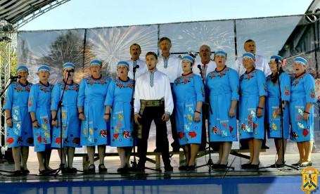 Фестиваль української пісні «Пісенна моя Україна»