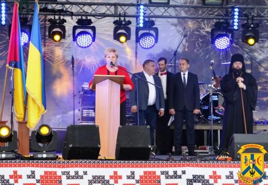 Первомайськ святкувє 342-річчя