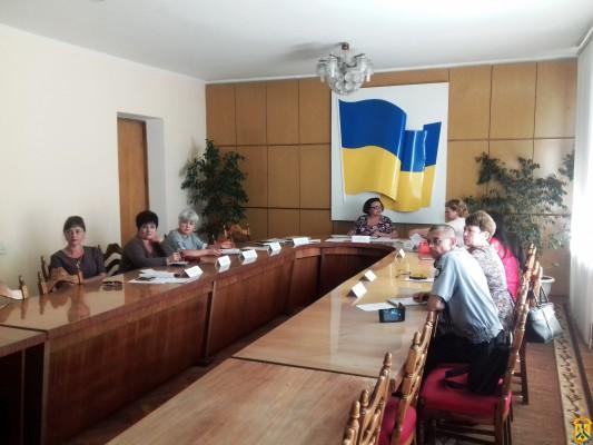 Засідання колегії з питань соціального захисту дітей та профілактики правопорушень серед неповнолітніх