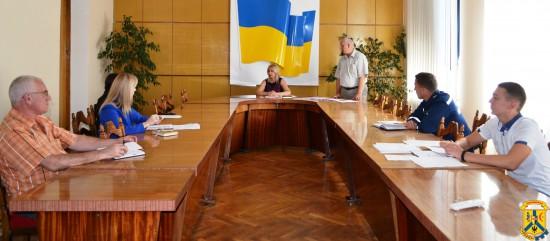 спільне засідання комісій