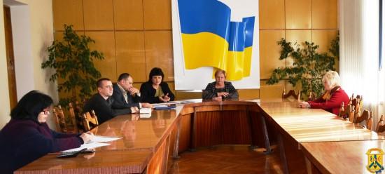 Зустріч керівництва Южноукраїнського управління ДФС у Миколаївській області з керівниками комунальних підприємств міста