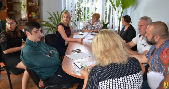 Засідання комісії по розгляду земельних спорів в межах міста