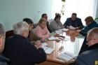 Щотижнева нарада з керівниками підприємств житлово-комунальних господарств