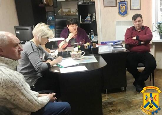 Засідання робочої групи щодо захисту та інтеграції в українське суспільство ромської національної меншини