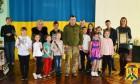 У військовій частині А2183 відбулись урочисті збори та святковий концерт присвячені Дню захисника України