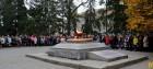 В Первомайську пройшов мітинг присвячений 75-річниці визволення України від нацистських загарбників