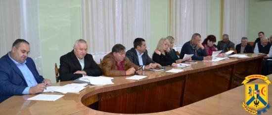 Штабне тренування з органами управління та силами цивільного захисту Первомайської міської ланки