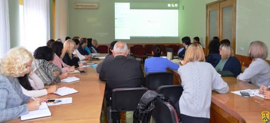 Навчання щодо роботи системи електронного документообігу з функціями менеджменту «SX-Government»