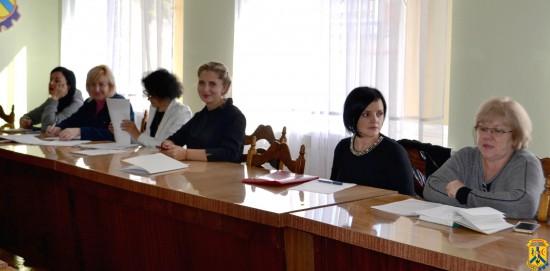 Апаратне навчання працівників виконавчих органів Первомайської міської ради