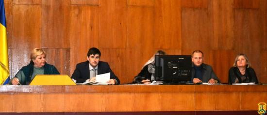 28 листопада 2019 року відбулось пленарне засідання чергової 94 сесії Первомайської міської ради