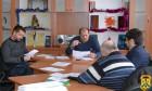 Засідання постійної депутатської комісії з питань законності, самоврядування, депутатської діяльності