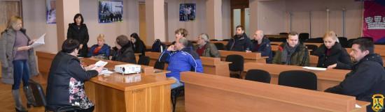 Засідання конкурсного комітету з перевезень пасажирів
