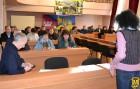 Нарада з відповідальними особами, закріпленими за виборчими дільницями міста Первомайська