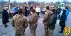 Зустріч міського голови з військовослужбовцями Первомайського та Вознесенського гарнізонів
