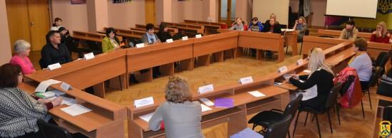 Засідання колегії з питань соціального захисту дітей та правопорушень серед неповнолітніх