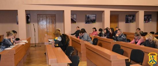 Навчання «Внутрішній аудит системи менеджменту якості»