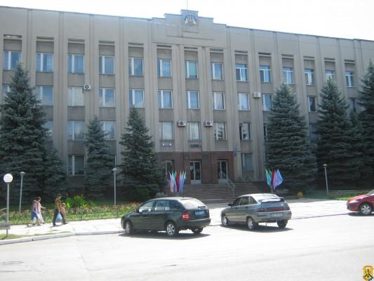 Прибирання виїзду з міста зі сторони с.Грушівка