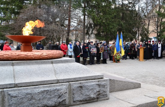 75-річчя визволення міста Первомайська