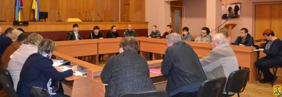 Засідання координаційної ради з питань запобігання поширенню туберкульозу, алкоголізму, наркоманії, ВІЛ-інфекції СНІДУ.