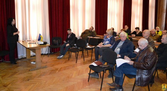 Презентація спільного проекту ЄС/ПРООН «Об'єднання співвласників будинків для впровадження сталих енергоефективних рішень»