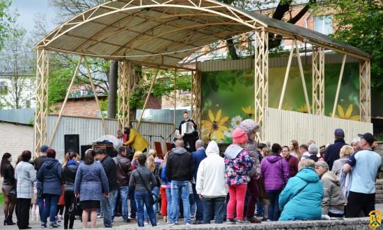 1 травня 2019 року в міському парку культури і відпочинку «Дружба народів» відбулося урочисте відкриття весняно-літнього сезону