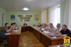 Відбулось позачергове засідання виконавчого комітету Первомайської міської ради.