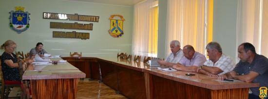Засідання міського штабу з підготовки господарства до опалювального періоду 2019-2010 років та сталого його проходження