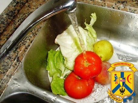 Елементарні заходи щоб уникнути кишкових інфекцій та харчових отруєнь