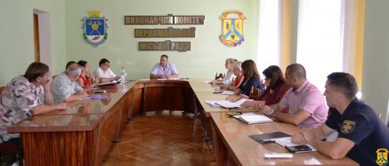 Відбулося засідання комісій з питань виявлення вірусу африканської чуми свиней