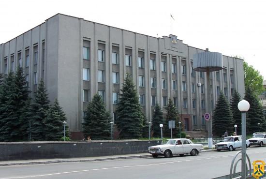 Нарада за участю заступників та начальників окремих управлінь і відділів виконавчих органів міської ради