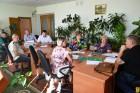 Засідання комісії з питань містобудування, архітектури та земельних відносин та комісії з питань житлово-комунального господарства, благоустрою, інженерної інфраструктури міста, охорони навколишнього середовища та комунальної власності