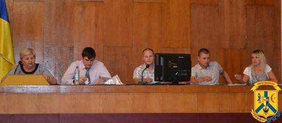 29 серпня 2019 року відбулось пленарне засідання чергової 89 сесії Первомайської міської ради