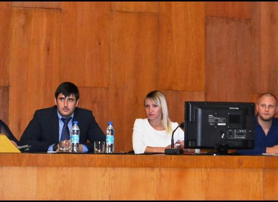 Пленарне засідання позачергової 90 сесії Первомайської міської ради 7 скликання