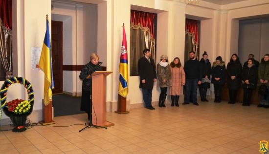 Урочистості з нагоди Дня Соборності України