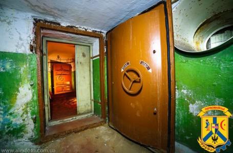 Перелікзахисних споруд цивільного захисту, розташованих на території міста Первомайська