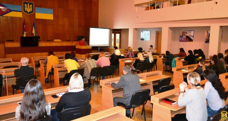 15 жовтня 2020 року відбулося апаратне навчання працівників виконавчих органів